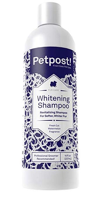 Petpost - Shampoo blanqueador para perros