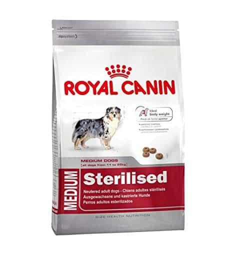 Pienso para perros esterilizados Royal Canin C-08437 S.N. Medium Sterilised