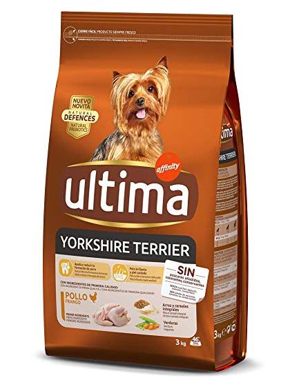 Ultima - Comida para Perros Yorkshire Terrier