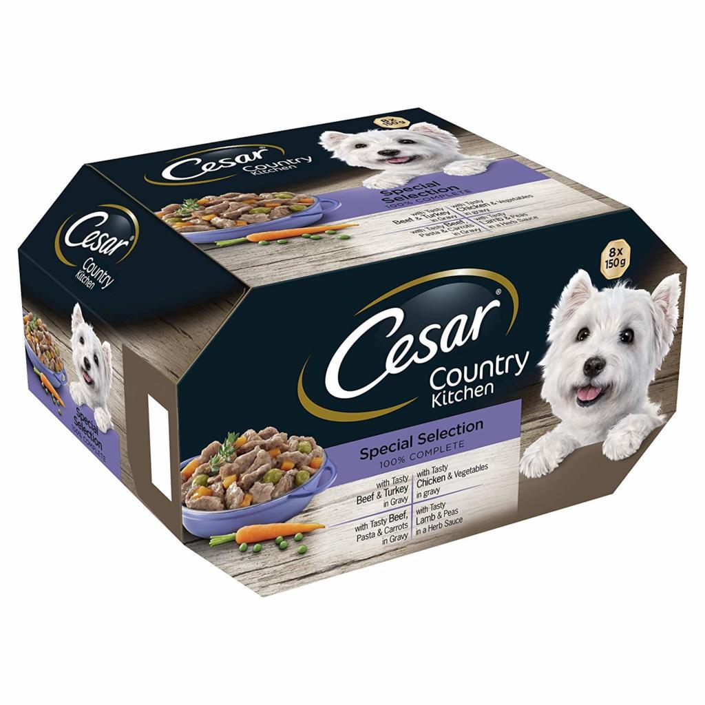 Pienso para perros Cesar Country Kitchen