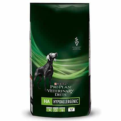Pienso para perros Purina Pro Plan Dietas Veterinarias hipoalergénico