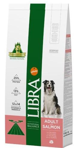Libra - Pienso para perros light