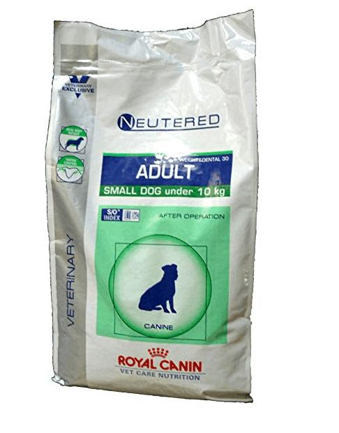 Pienso para perros esterilizados Royal Canin C-112601 Neutered Adult Small Dog