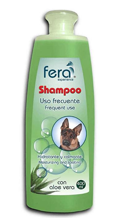 Fera Experience - Champú para perros con Aloe Vera
