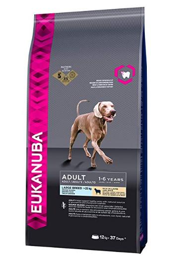 Eukanuba - Pienso para perros adultos de raza grande