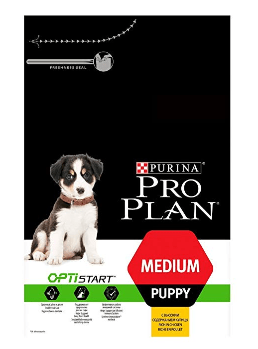 Purina Pro Plan medium puppy pienso de pollo