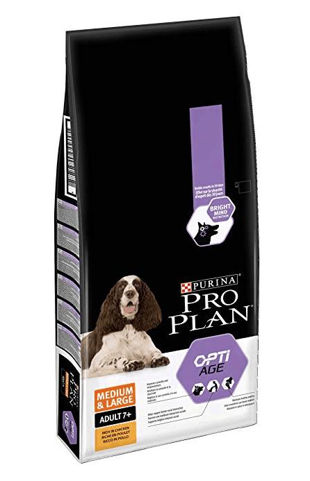 Purina ProPlan - PIenso para perros medium age+7