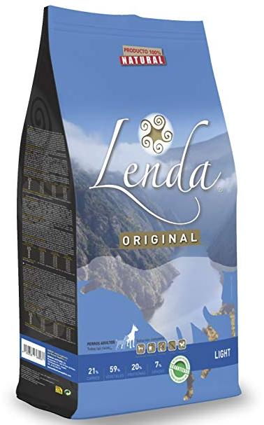 Lenda Original - Pienso para perros adult light