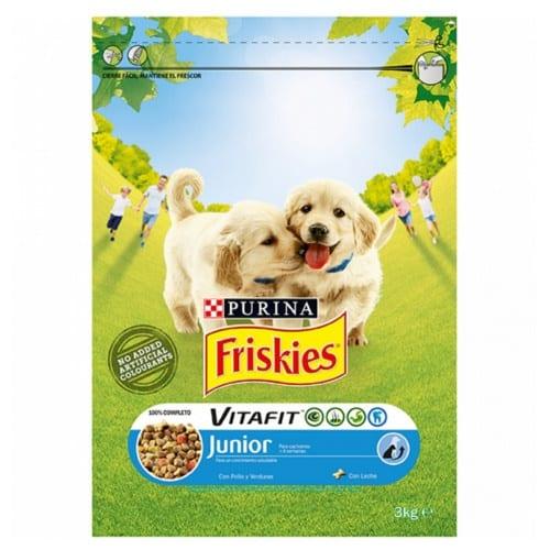 Purina Friskies Vitafit Pienso para Perro Junior Pollo