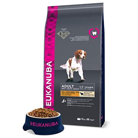 Eukanuba - Pienso para perros adultos de raza medium
